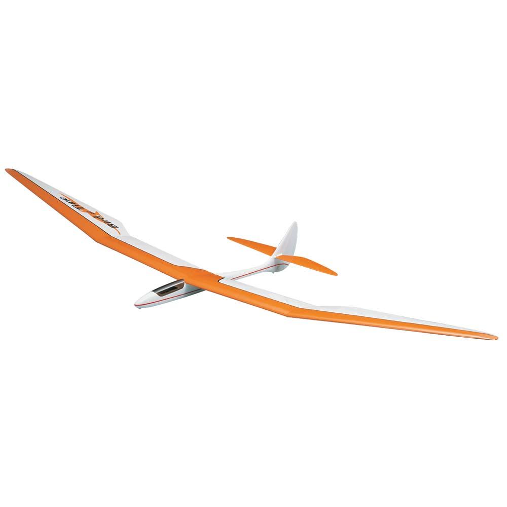 dynaflite bird of time glider sailplane artf glider dyfa0500