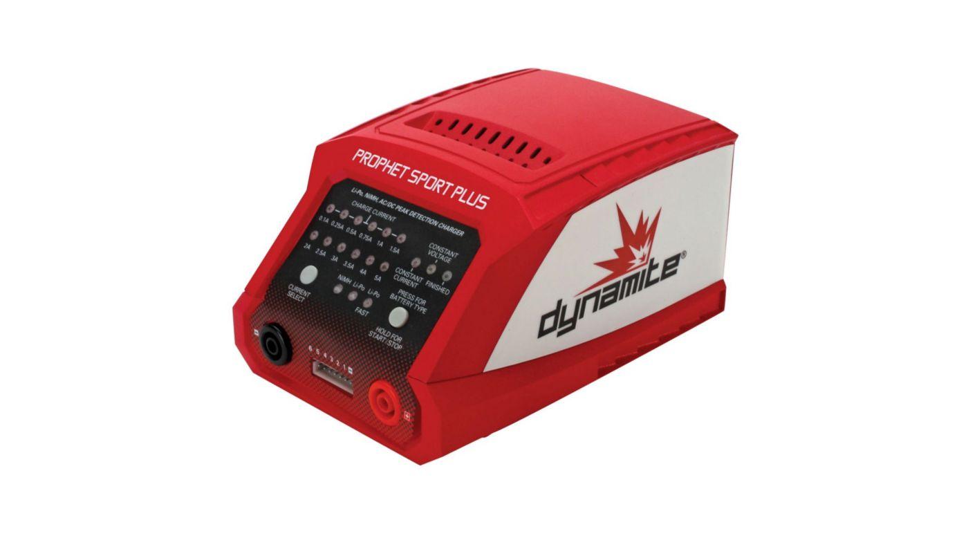 Dynamite Prophet Sport Plus 50W Ac/Dc Caricabatterie Dync2010uk