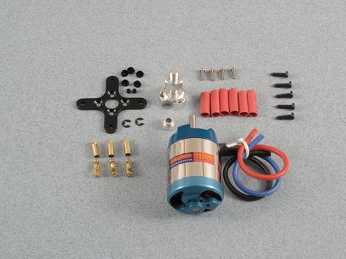 MOTORE BRUSHLESS Fusion 3551-06 700 kV M-FS3551/06