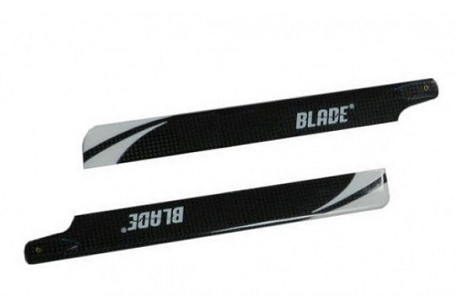 Blade 245mm in fibra di carbonio pala del rotore principale: 300x, SR BLH4501C