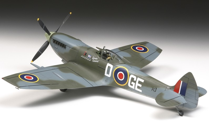 Tamiya 1 32 Supermarine Spitfire Mk XVIe 60321