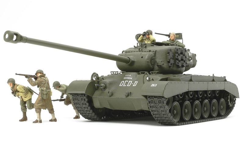 Tamiya 1 35  Super pershing  35319