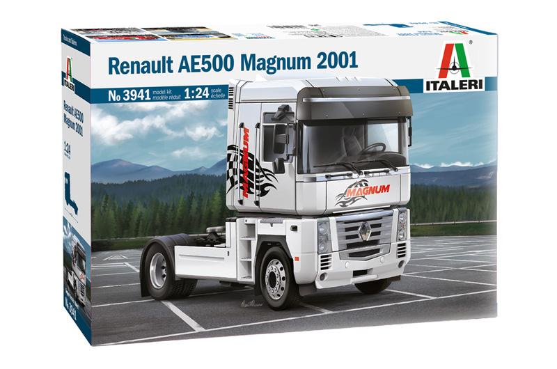 Renault Italeri 2001 1/24 3941 8001283039413