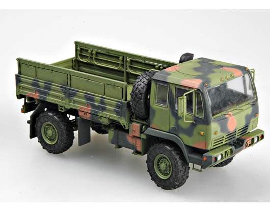 Trumpeter 1 3 5 M1078 Lmtv Cargo Camion 01004