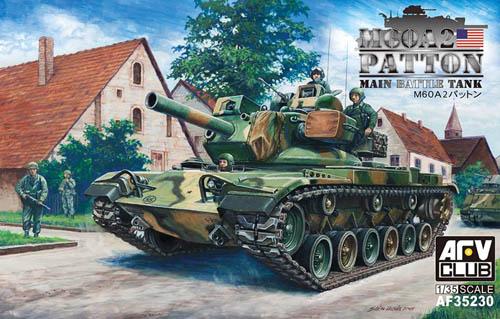 AFV Club M60A2 Patton Main Battle Tank 1 35 AF35230