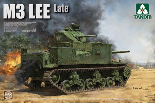 Takom M3 Lee Mk1 1 35 2087