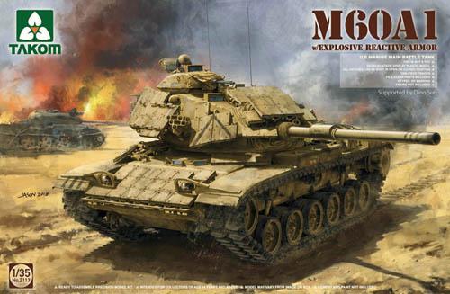 Takom 1 16 M60A1 w ERA 2113