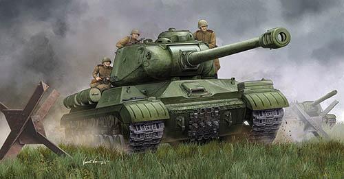 Trumpeter Sovietico Pesante JS-2M Pesante Sovietico Tank-Late 1 35 05590 5159dc