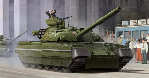 Trumpeter Ukrainian T-84 MBT 1 35 09511