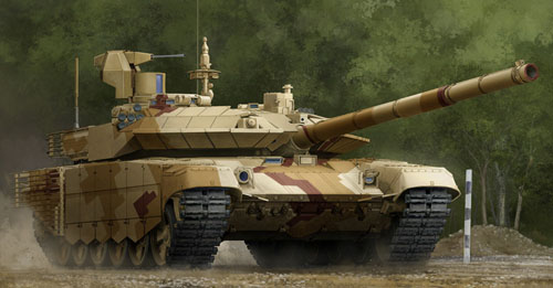 Trumpeter Russian T-90s 1 35 09524