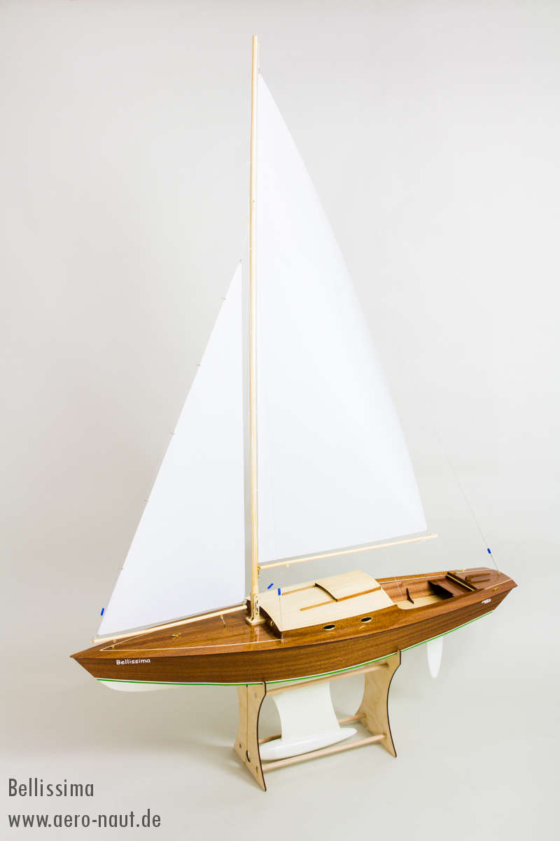 Aéronaute Bellissima Segelboot (kit À Construire) 3012/00