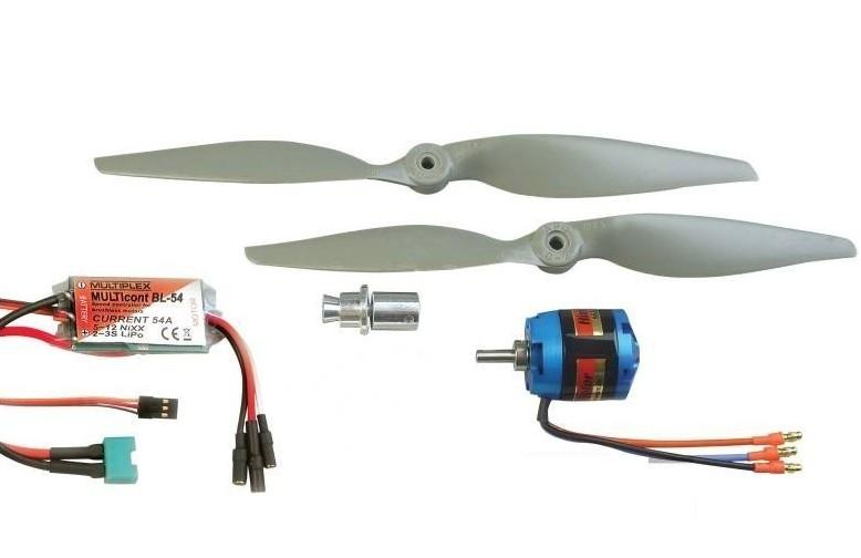 Multiplex acromaster y Geminis Set