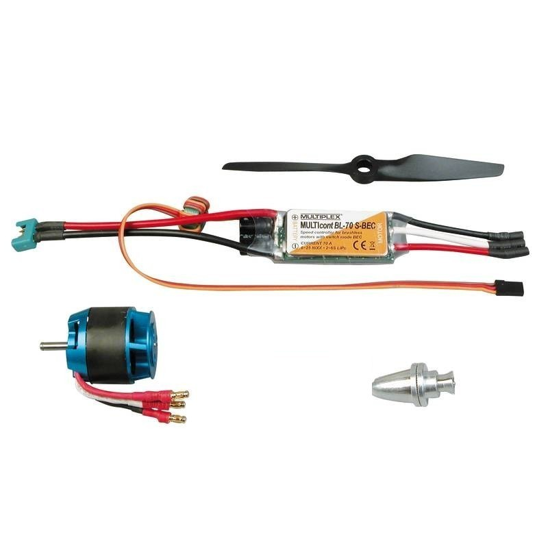 Multiplex Funjet Tuning - Ultra Powerset 332647