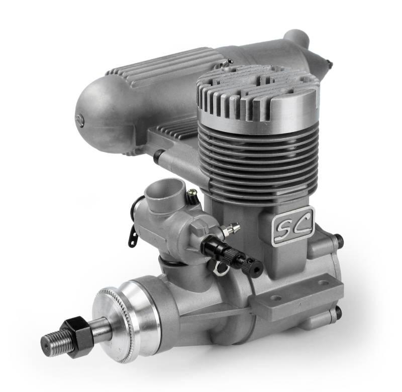 SC108 2-Stroke Aero RC ABC Engine (mk2)