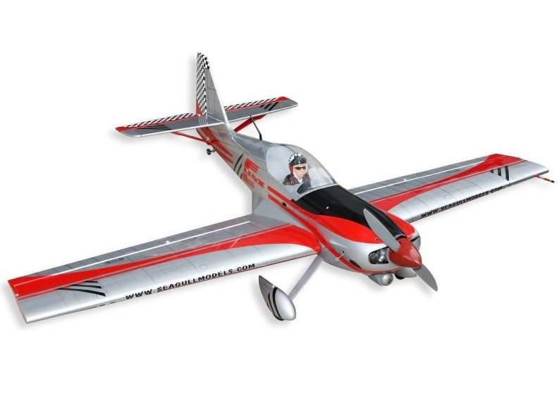 Seagull Zlin Z50 (75-91) ARTF  1.72m (67.7in) (SEA-118) 5500070