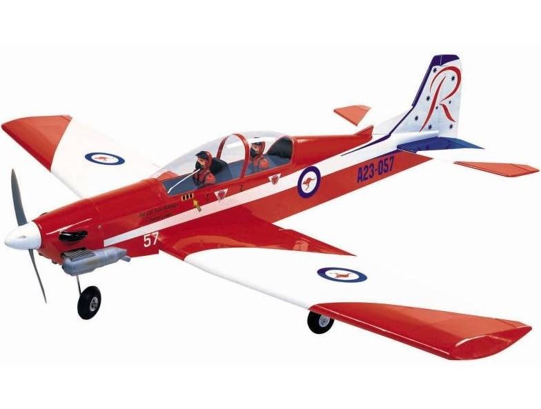 Gabbiano Pilatus PC9 Roulette (40-46) Artf (Sea-12) 5500168   omaggi allo stadio