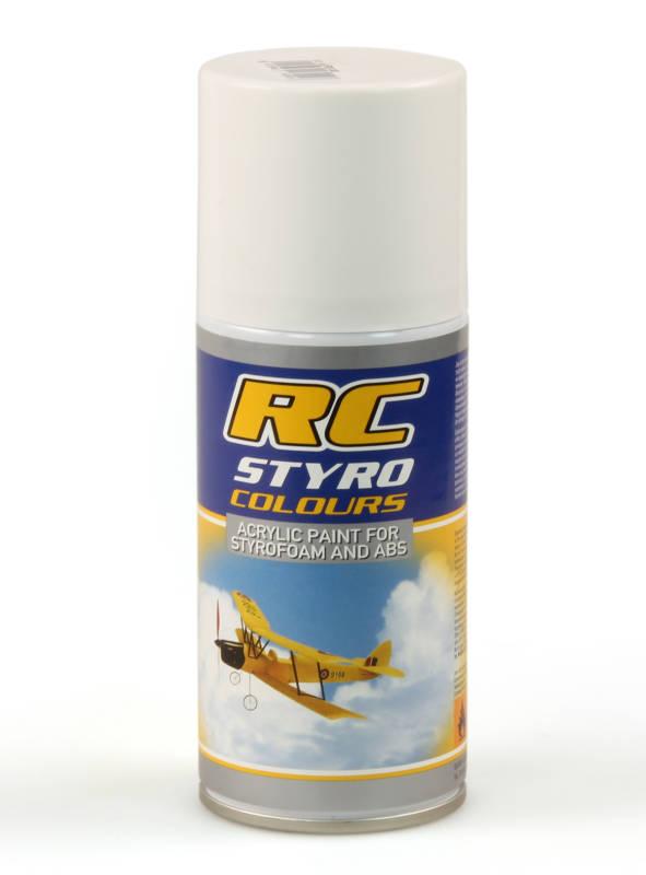 Ghiant RC Styro Colour Spray Paint Camo Green (313) 150ml (for foam) 5526257