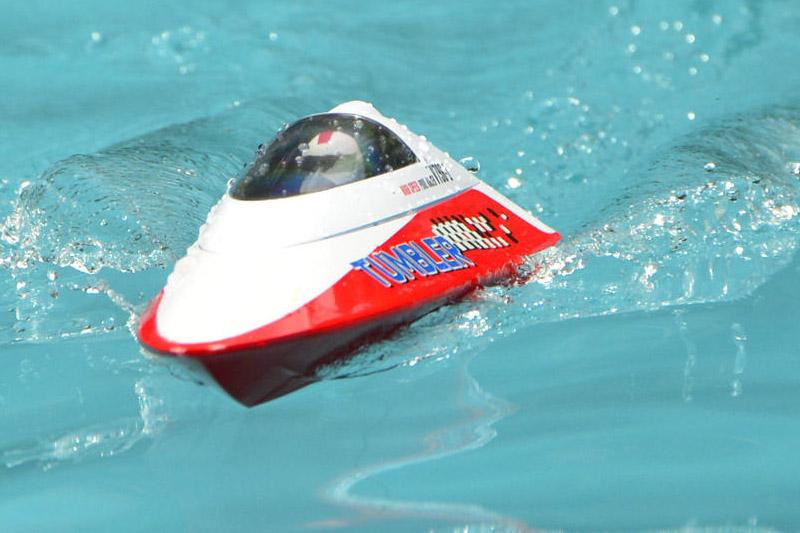 Volantex Tumbler Mini Racing Boat RTR Red