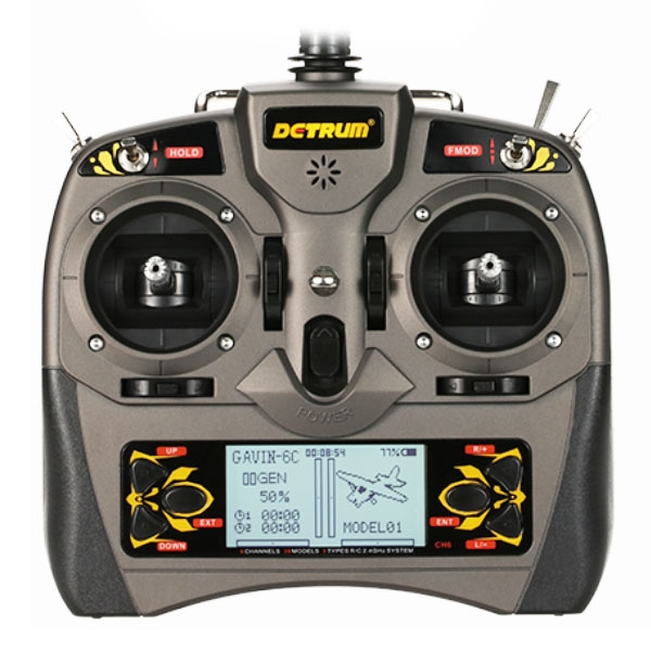 Detrum Gavin 6C 6 CANALI RADIO COMBO tm-t002